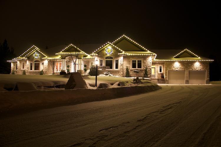 Christmas Lighting Service