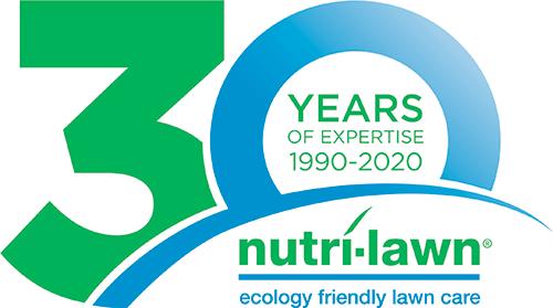 Nutri-Lawn 30 Year Logo