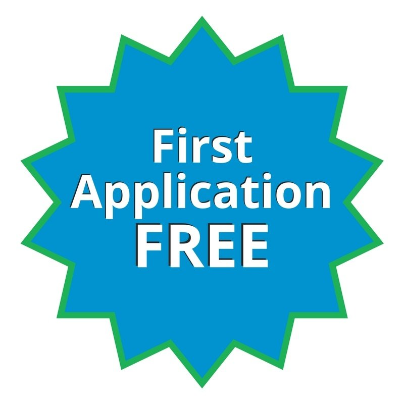 Buy any lawn care program and get your first application absolutely free!