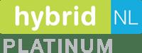 Nutri Lawn Hybrid Platinum Logo