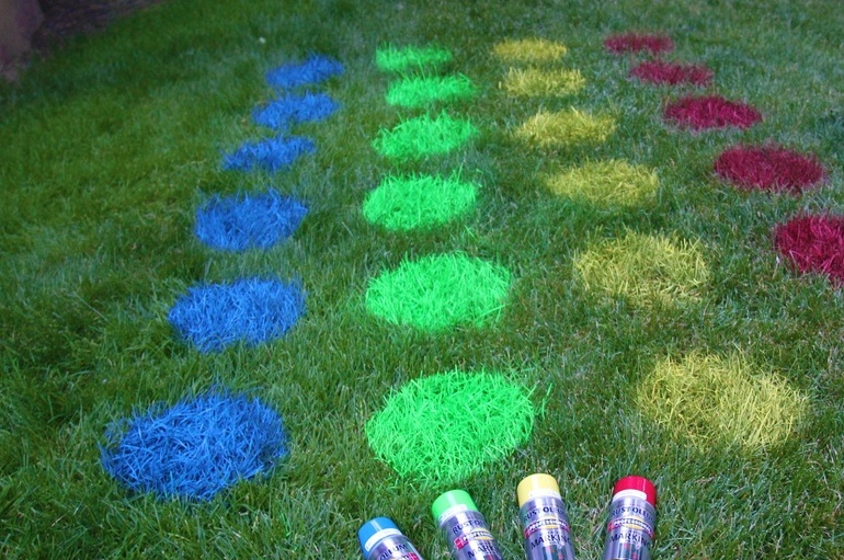 Summer Fun! - Lawn Twister - Featured Image